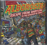 SALE ITEM - Alborosie - Escape From Babylon To The Kingdom Of Zion(Greensleeves) CD